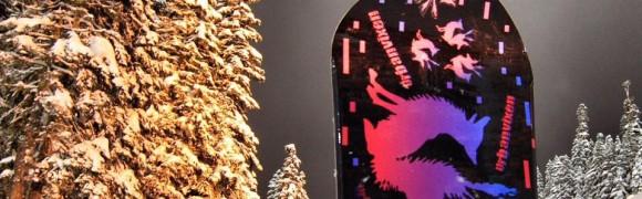 UrbanVixen – Mystic Night, SnowBoard Creation