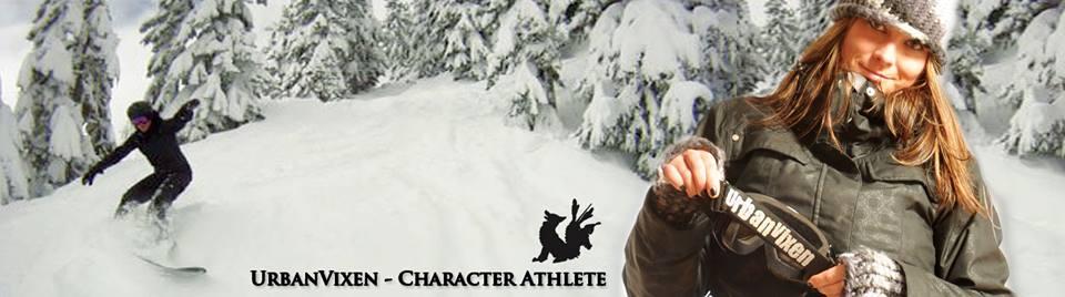 urbanvixen character athlete