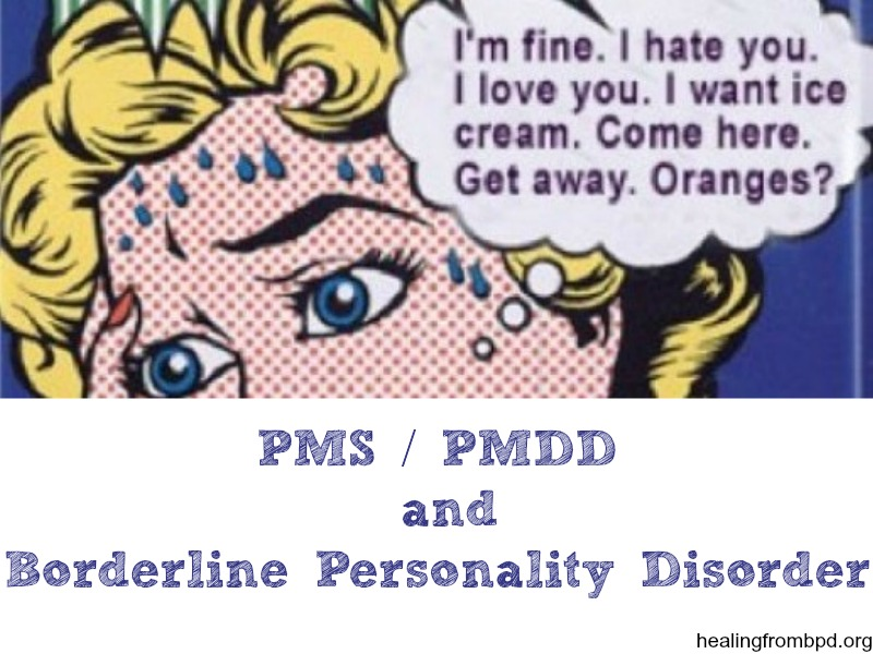 Borderline Personality Disorder, Psych, Female, male, Cluster B